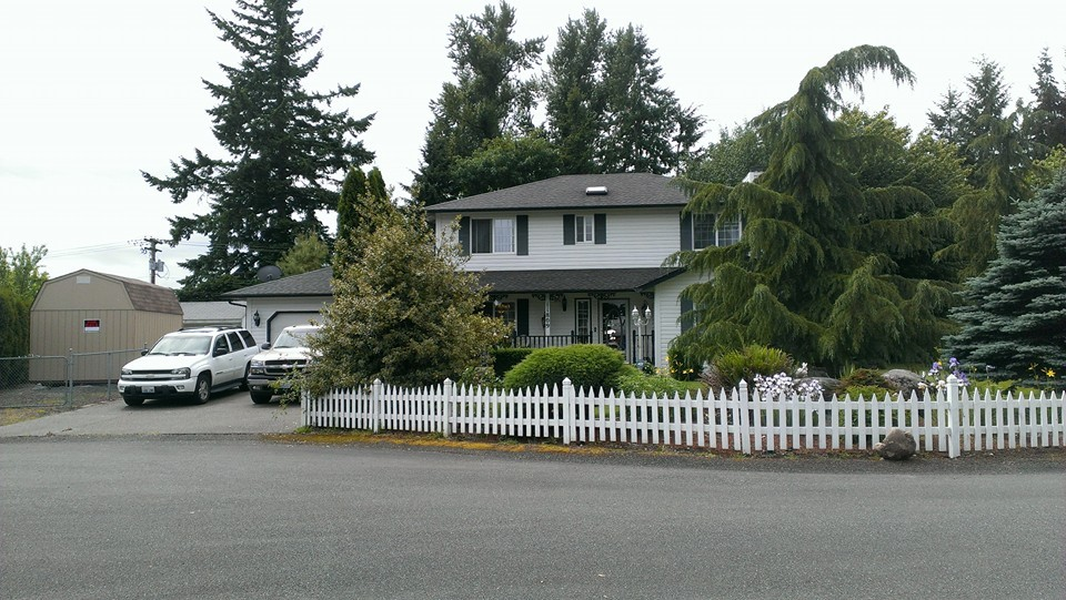 Afternoon inspection in Bonney Lake
